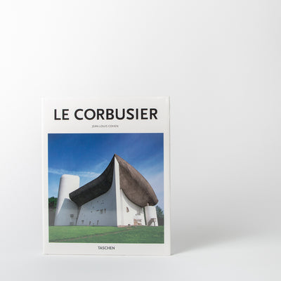 Le Corbusier by Taschen books at Secret Location Concept Store