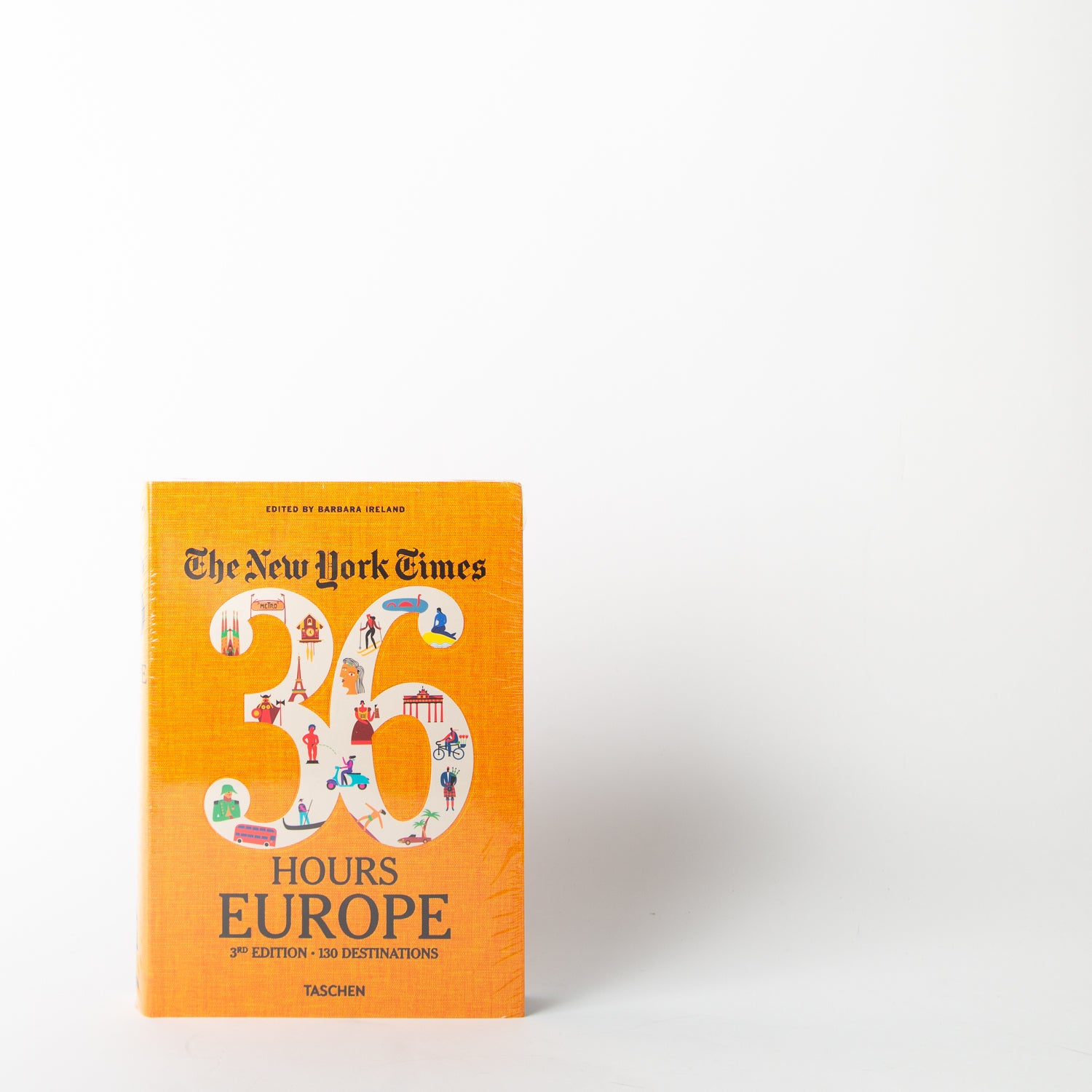 New York Times 36 hours in Europe by Taschen at Secret Location