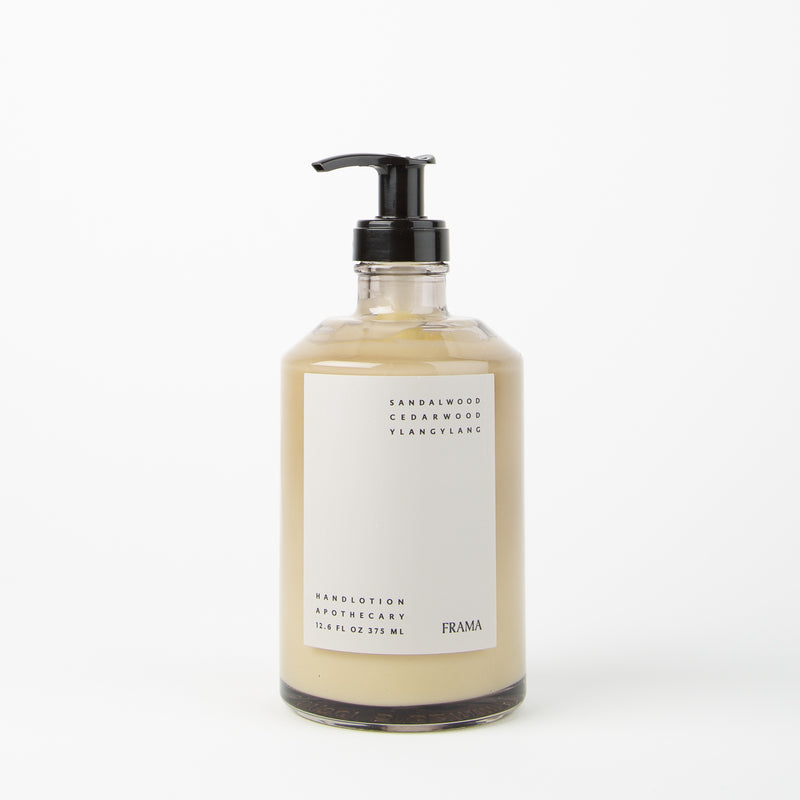Apothecary Hand Lotion, 375mL