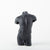 noir male candle body form by Hannah Candles at Secret Location Concept Store