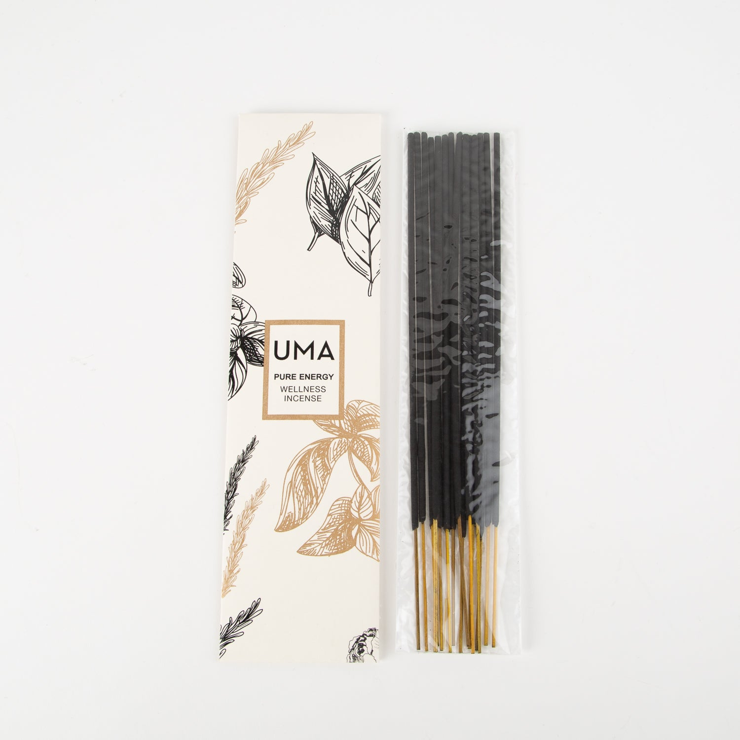 pure energy wellness incense by UMA at Secret Location Concept Store