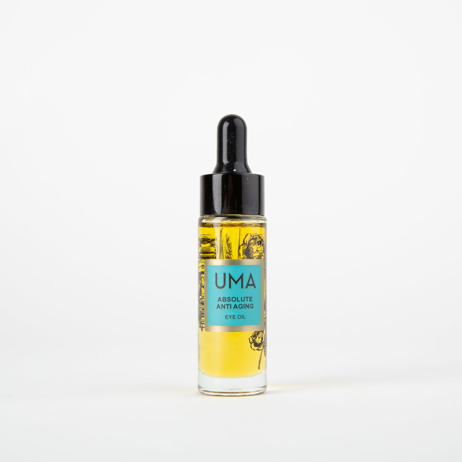 absolute anti aging eye oil by UMA at Secret Location Concept Store
