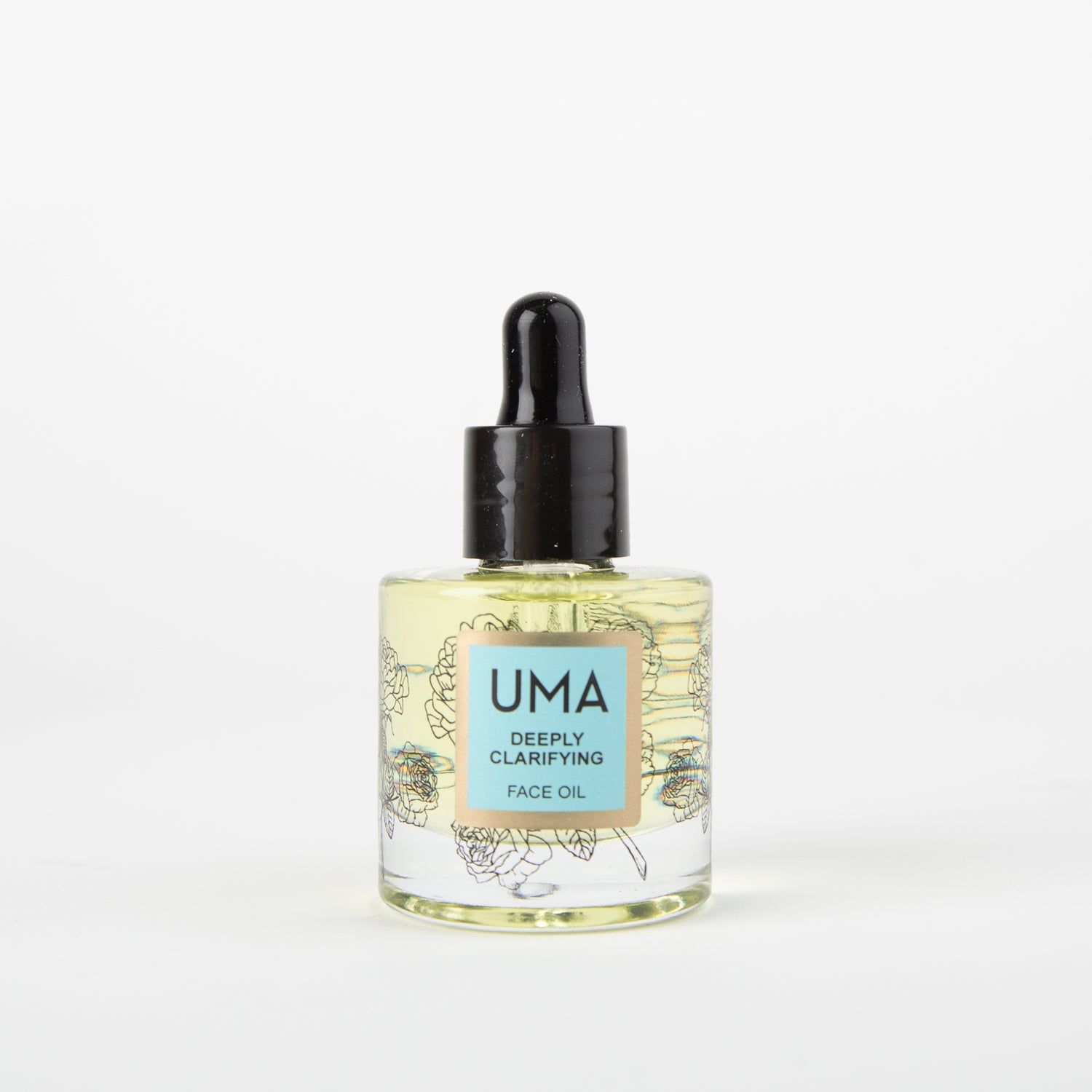 deeply clarifying face oil by UMA oils at Secret Location Concept Store