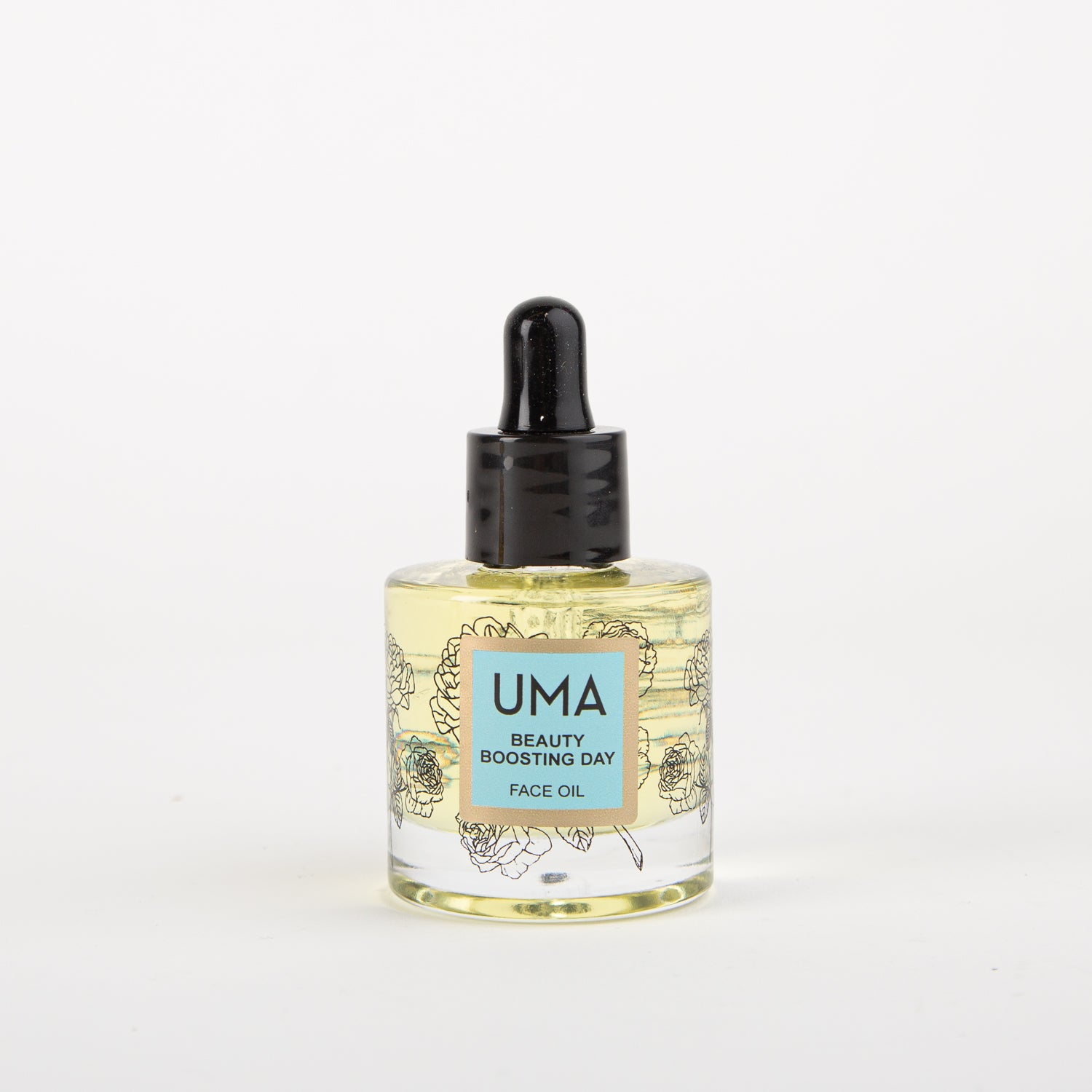 beauty boosting day face oil by UMA at Secret Location Concept Store