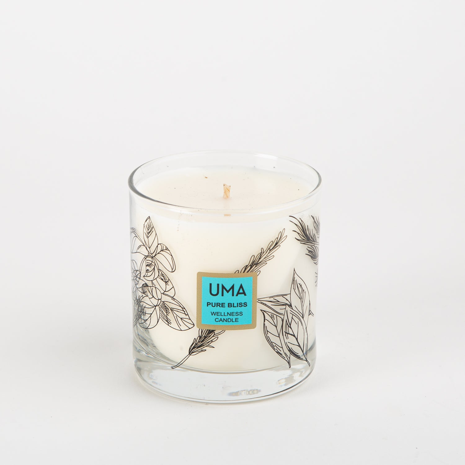 pure bliss wellness candle by UMA at Secret Location Concept Store