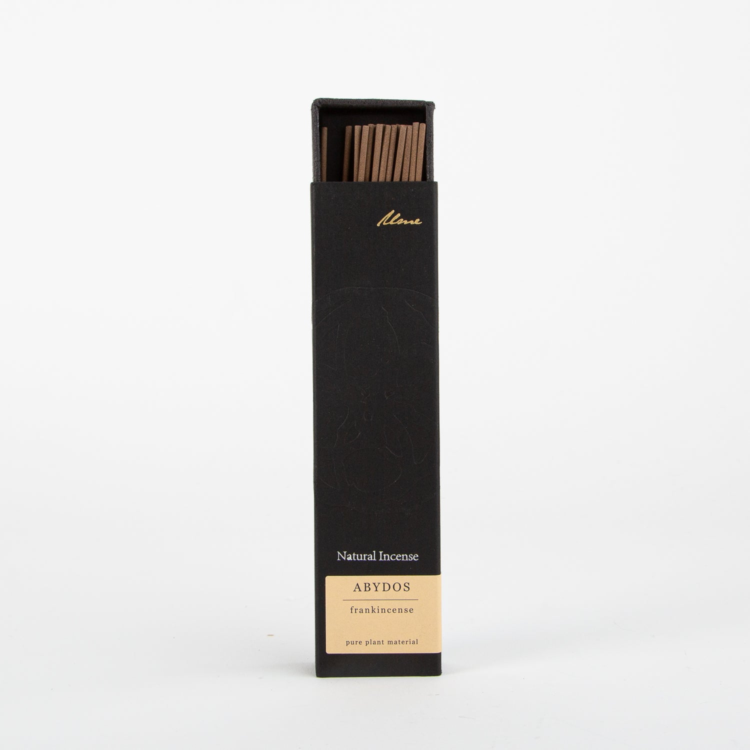 abydos natural incense sticks by Ume collection at Secret Location