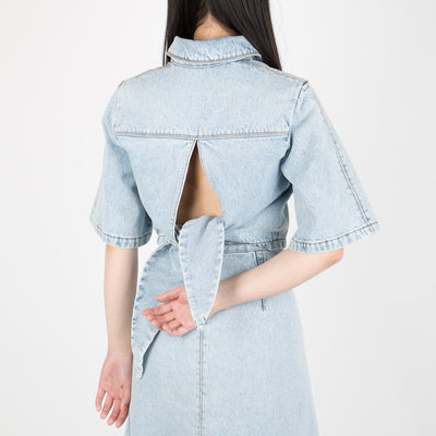 Jane Denim Shirt