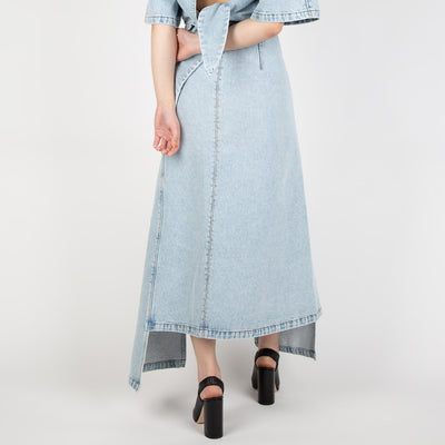 Jared Denim Skirt