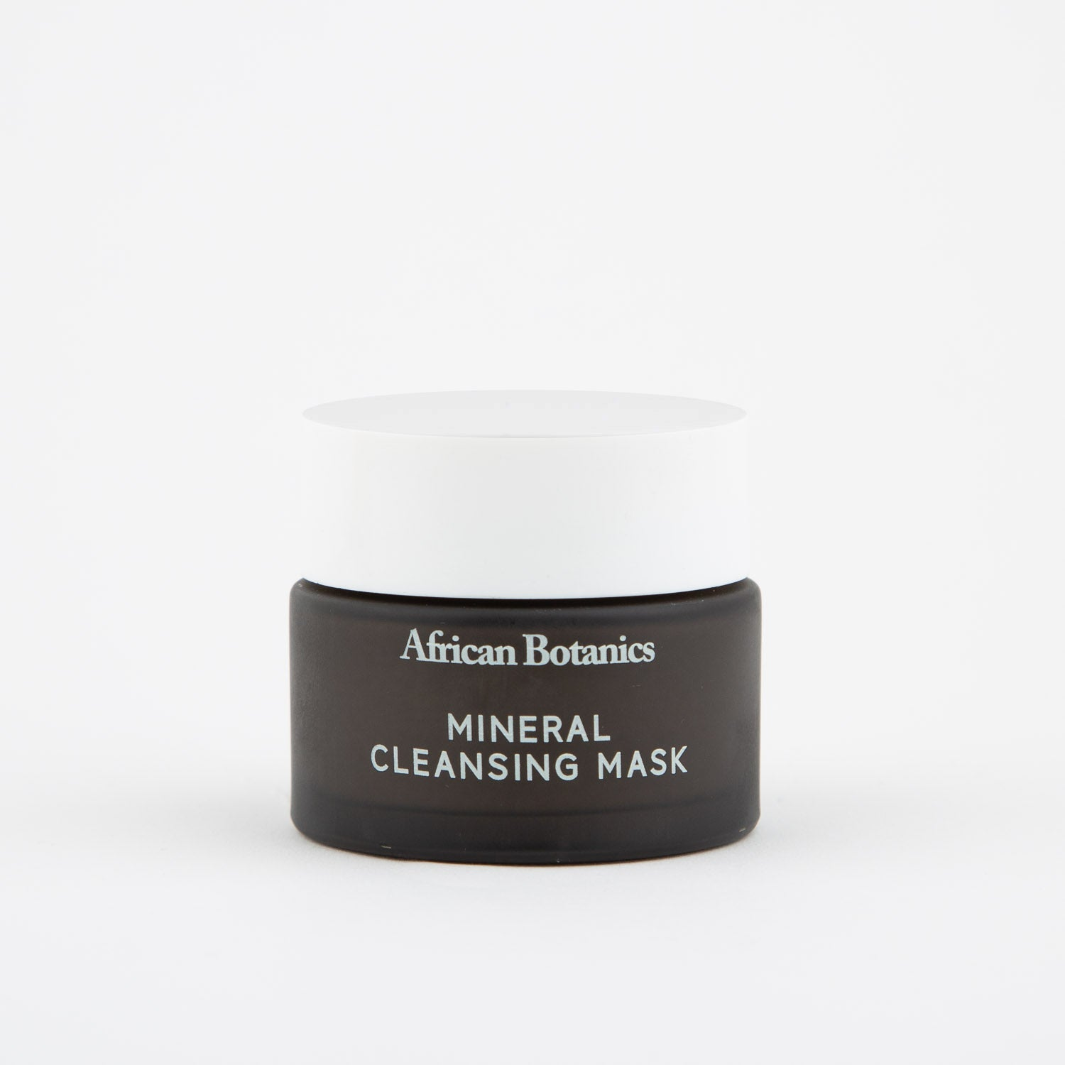 Marula mineral cleansing face mask beauty product by African Botanics at Secret Location