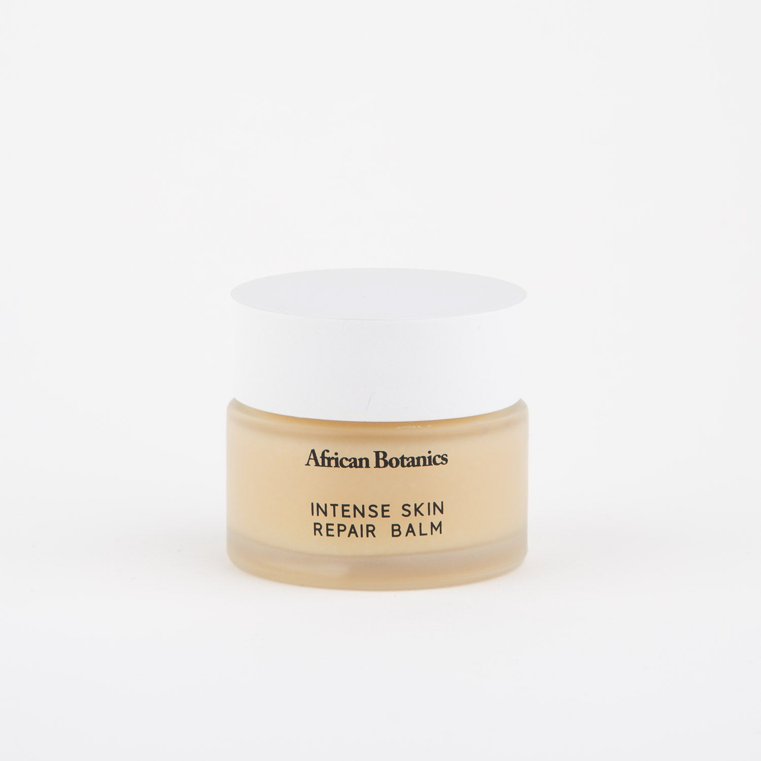 Marula intense skin repair balm skincare by African Botanics at Secret Location