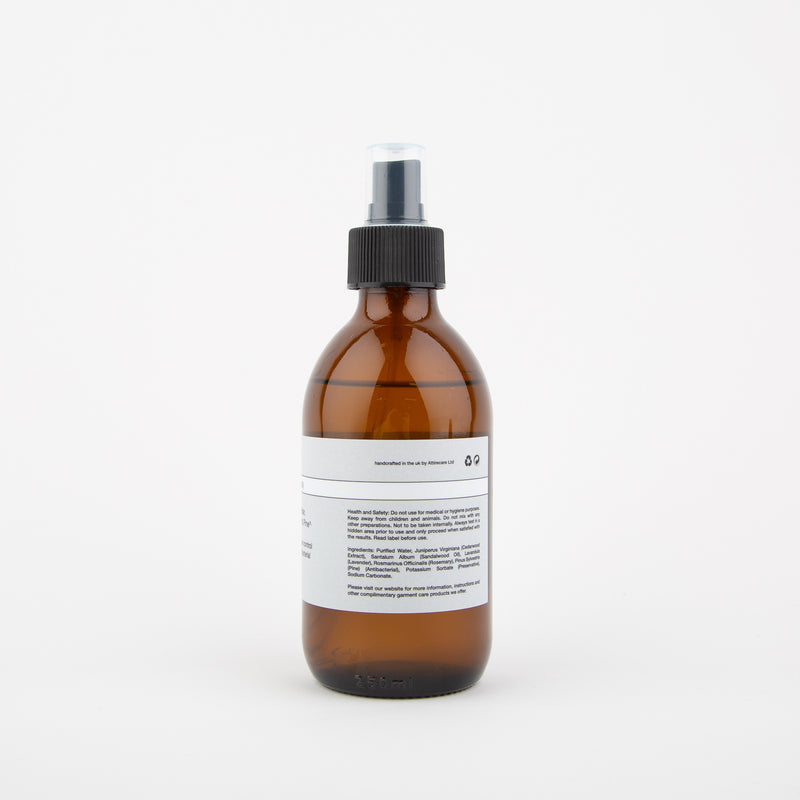 Garment Spray - Sandalwood, Cedar, Rosemary, Lavender, Pine