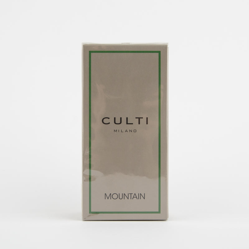 mountain home spray by Culti milano at Secret Location concept store