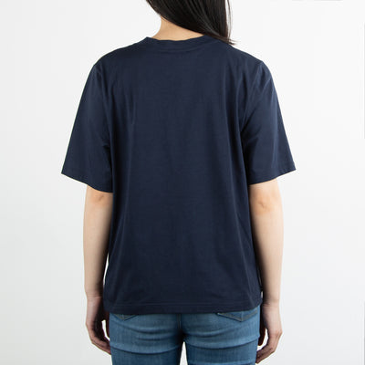 Patchwork T-Shirt, navy