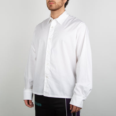 Desiree Button Up Shirt, white