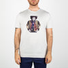 Jimi Hendrix t-shirt print by Limitato at Secret Location Concept Store