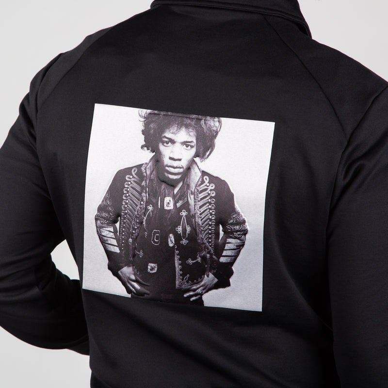 Jimi Hendrix Bomber jacket print by Limitato at Secret Location Concept Store