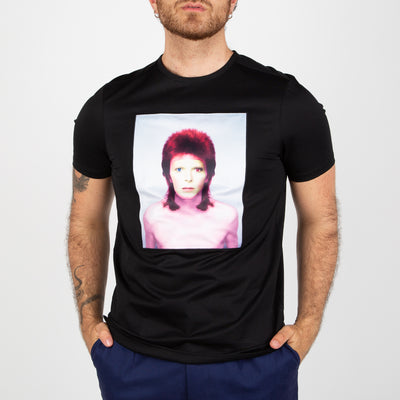 David Bowie Let's dance t-shirt print by Limitato at Secret Location Concept Store