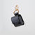 luxury leather airpod case in black croc by Marge Sherwood at Secret Location concept store