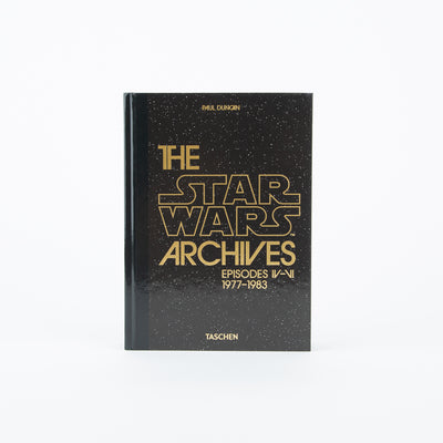 The Star Wars Archives 40th anniversary edition at Secret Location Concept Store