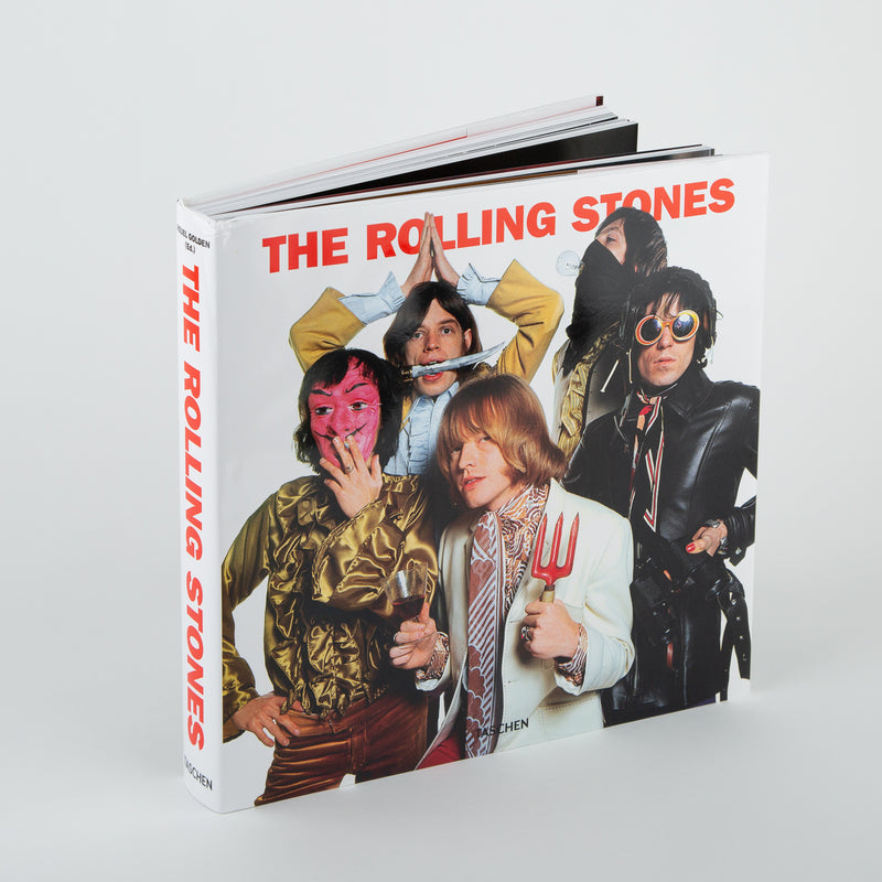 The Rolling Stones. updated edition book at Secret Location Concept Store