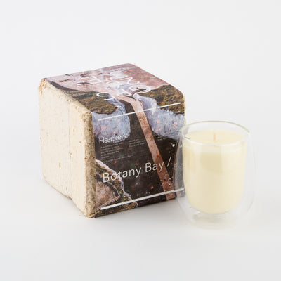 citrus botany bay candle