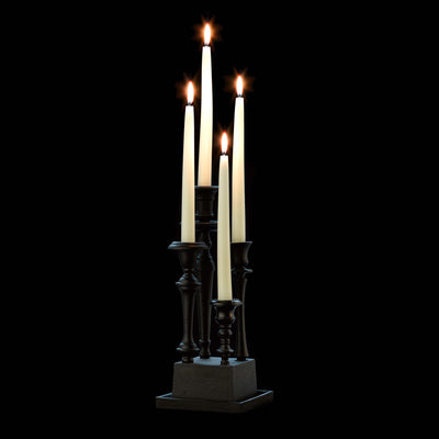 Candle Stand Block, black