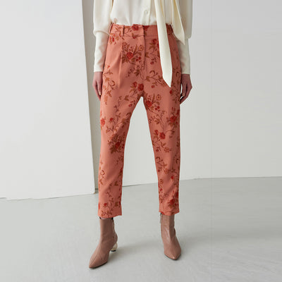 Kiara Cigarette Trousers