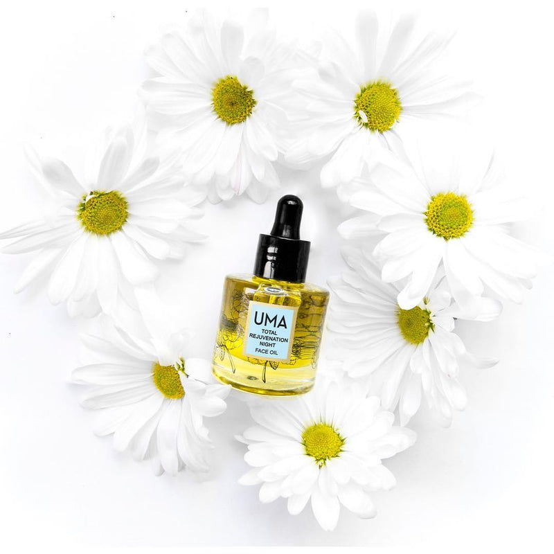 Total Rejuvenation Night Face Oil
