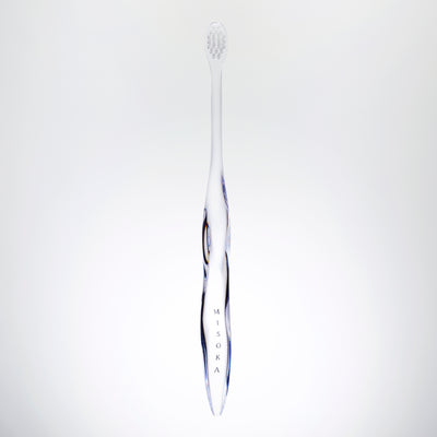 Misoka ISM toothbrush, clear