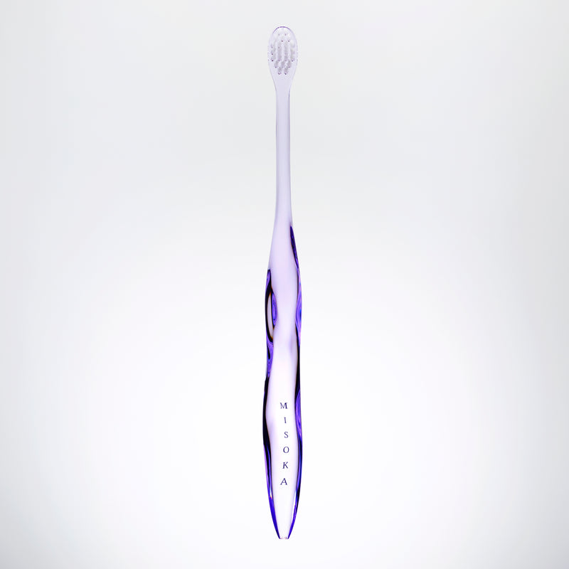 Misoka ISM toothbrush, purple