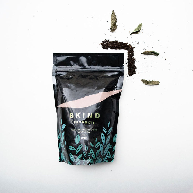 Body Scrub - Coffee & Peppermint