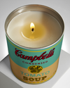 Andy Warhol - 'Pop Wood' Candle