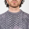 Evita Cable Knit Sweater