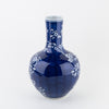 Vase Blossom Small, blue