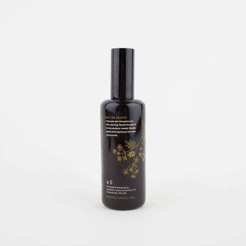 natural wellness facial mist at Secret Location Concept Store