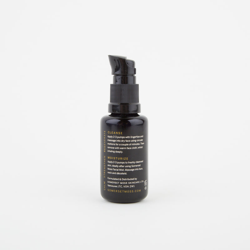 natural wellness facial oil at Secret Location Concept Store