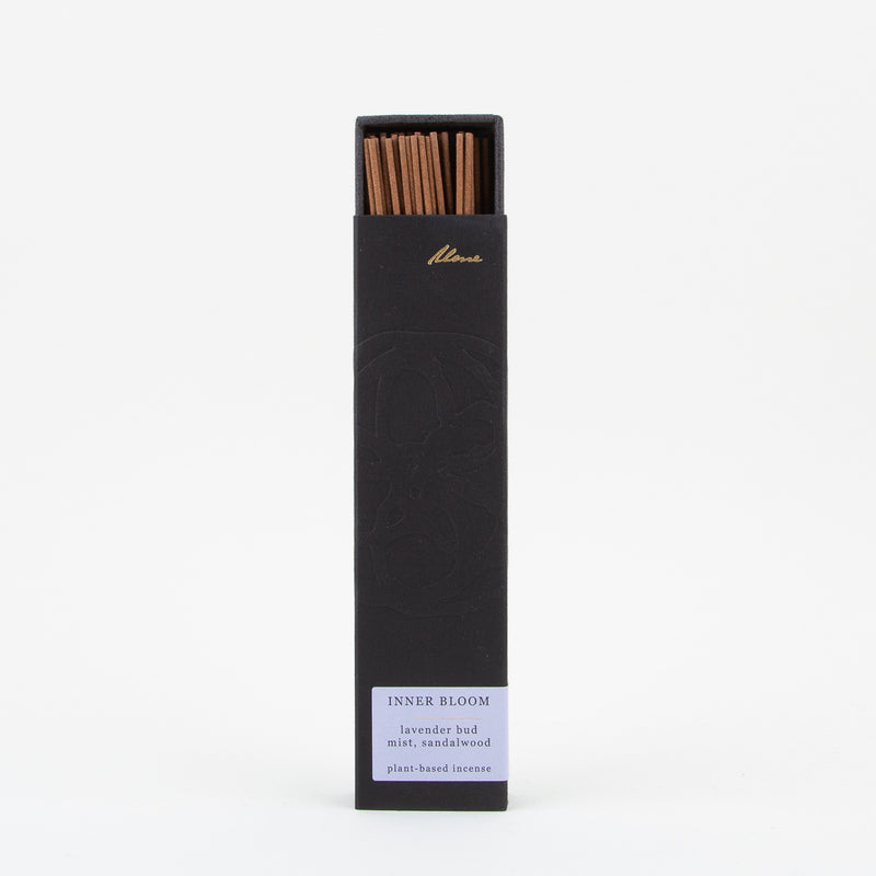natural incense sticks by ume collection at secret location concept store vancouver canada