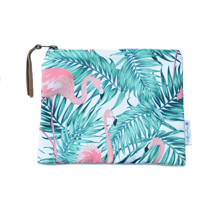 BASAH BIKINI BAG - FLAMINGO