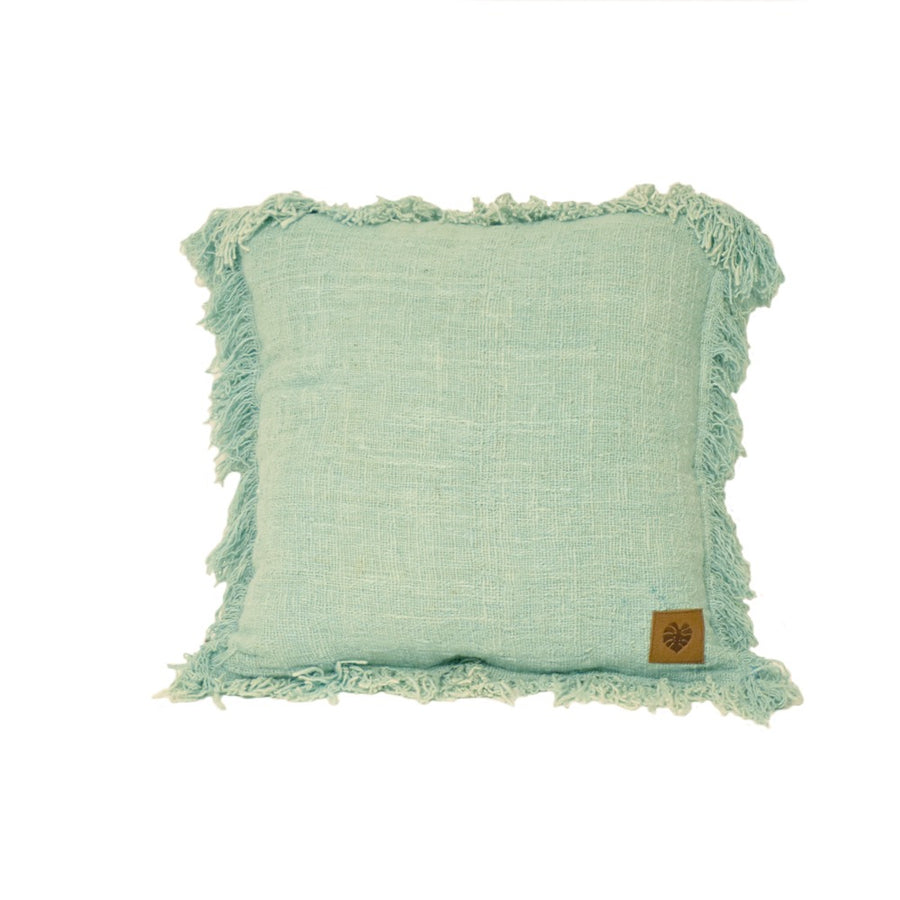 BEACHY CHIC CUSHION COVER/PILLOW