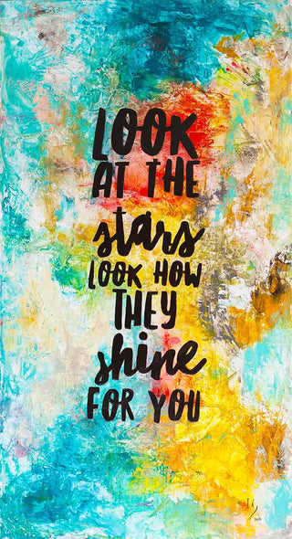 Look at the Stars - ivanguaderramaonlinestores