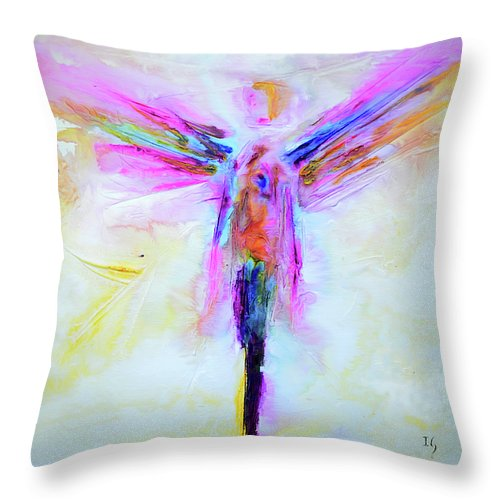 John 10-10 - Throw Pillow - ivanguaderramaonlinestores