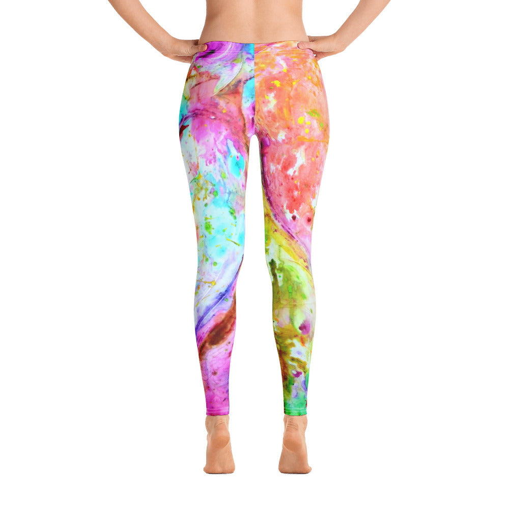 2 hearts Leggings - ivanguaderramaonlinestores
