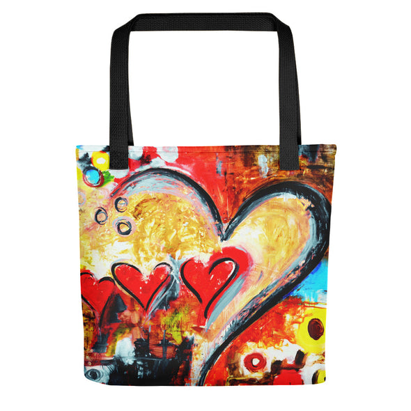 Family Love Tote bag - ivanguaderramaonlinestores