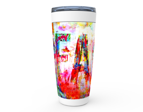 FAITH Stainless Steel Tumbler - ivanguaderramaonlinestores