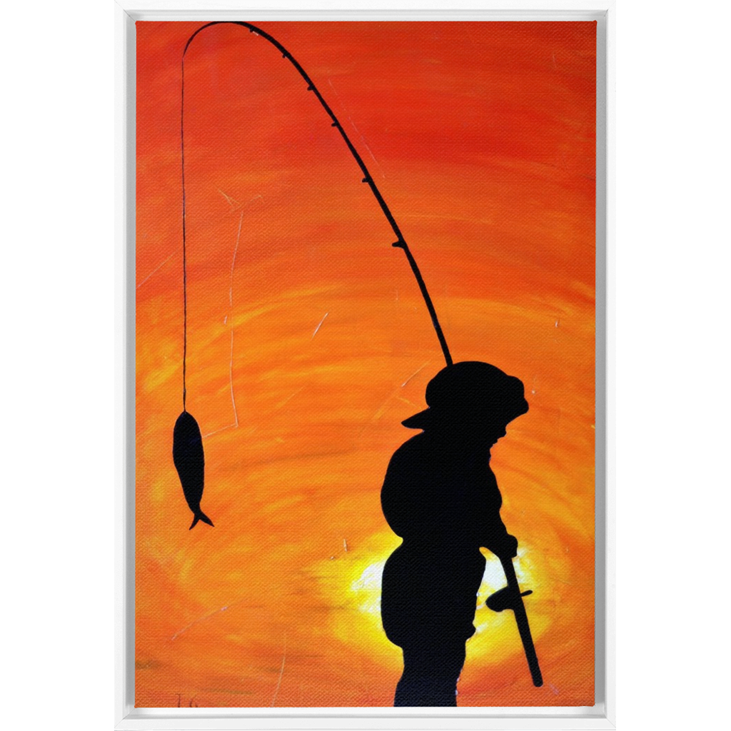 Fishing Portrait - ivanguaderramaonlinestores