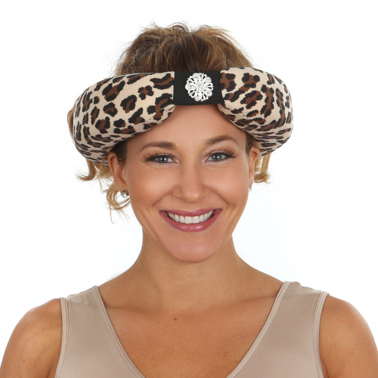 Leopard Beauty Loop Anti-wrinkle pillow