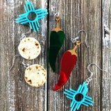 Chile Earrings