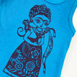 Frida Tank Tops  by Chicana Apparel
