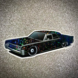 Lincoln Continental Sticker