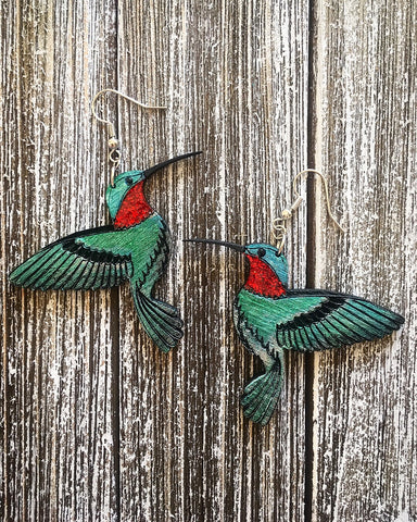 Hummingbirds Earrings